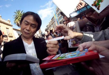 Miyamoto: �Me averg�enza recibir el premio yo solo, siempre trabajo en equipo�