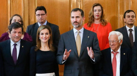 Do�a Letizia se preocupa por la ganader�a asturiana