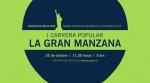 """La Fundación Príncipe organiza la I Carrera popular """"La gran manzana"""""""