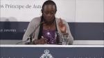 """Adzuba: """"Atacando a las mujeres se consigue aniquilar a una población"""""""